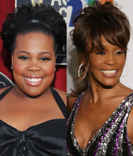 Amber Riley covers Whitney Houston's I Will Always Love You on Glee