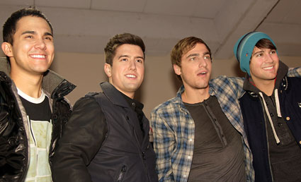 Big Time Rush think they're sexier than One Direction
