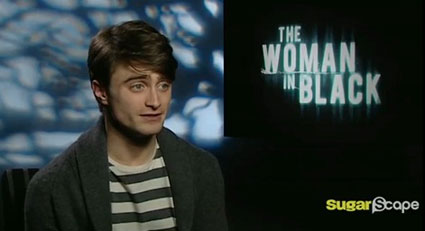 Daniel Radcliffe talks to Sugarscape about The Woman In Black