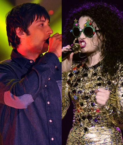 Example and Jessie J to sing at Teenage Cancer Trust Show