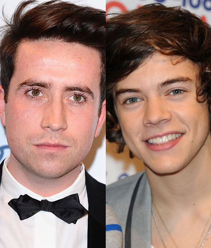 Harry Styles speaks to Nick Grimshaw on Radio 1