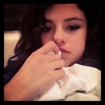 Selena Gomez's Instagram Photo