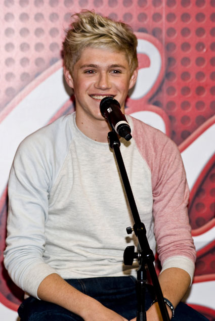 one direction niall horan in chicago