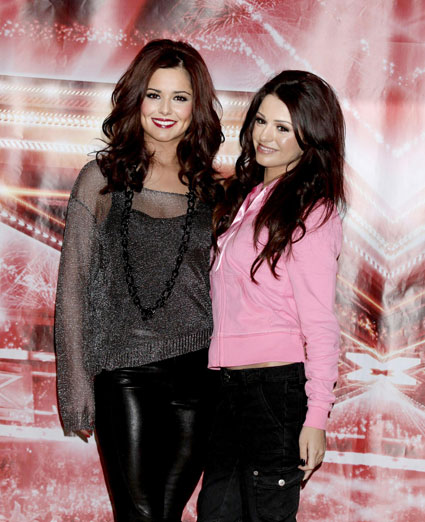 cher lloyd and cheryl cole