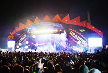 reading and leeds festivals 2012