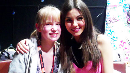 victoria justice and sugarscape competition winner