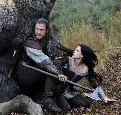 kristen stewart dropped from snow white and the huntsman sequel?