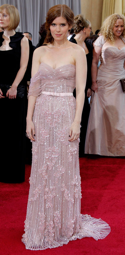kate mara at 2012 oscars