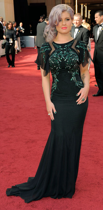 kelly osbourne at 2012 oscars