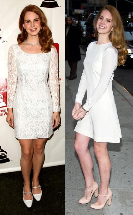 lana del rey white lace dress - photo #30