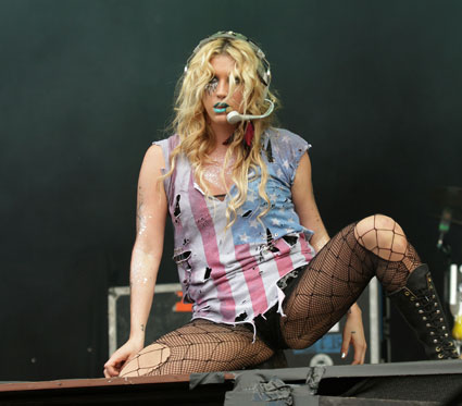Wireless Festival 2011 - Day 2  (Kesha)