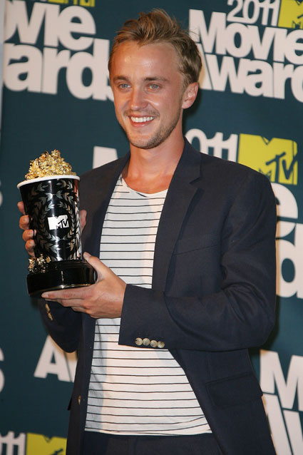 Tom Felton star of the Harry Potter films