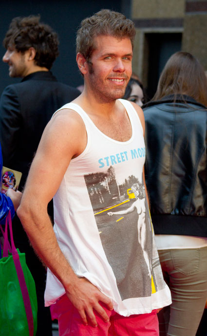 Perez Hilton is throwing a big London party