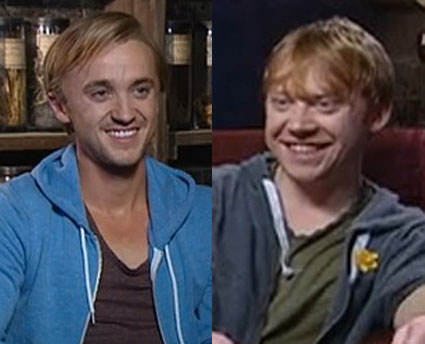Tom Felton and Rupert Grint chat to Sugarscape
