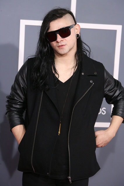 Skrillex working on Spring Breakers
