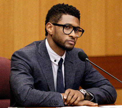 Usher's stepson Kile Glover dies after Jet Ski accident | Sugarscape