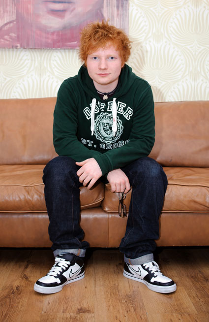 ed sheeran does the stupid interview with sugarscape