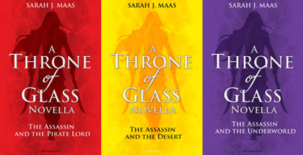 throne of glass enovellas