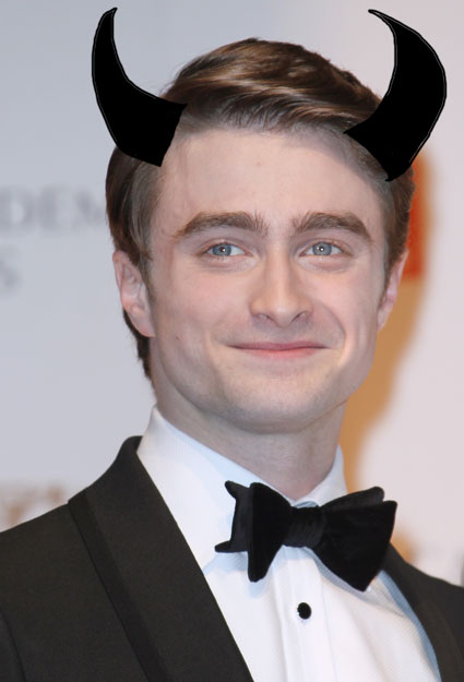 Daniel Radcliffe to star in horns