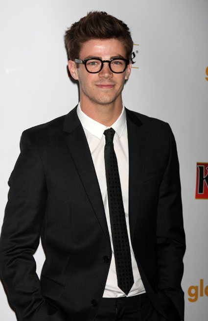 Grant Gustin lands lead role