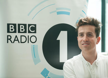 Nick grimshaw radio 1 prank
