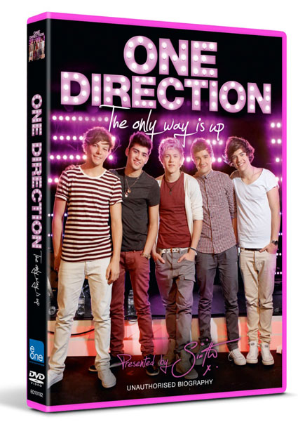 One Direction New DVD
