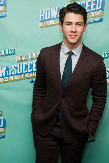 Nick Jonas for american idol?