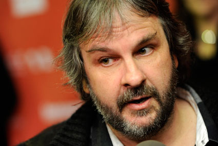 Peter jackson announces third hobbit film
