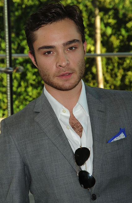 I don't think musicals... Ed Westwick Single
