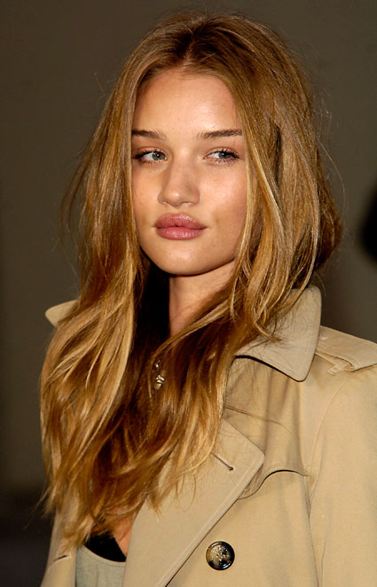 rosie huntington whiteley hair. hair Meet Rosie-Huntington