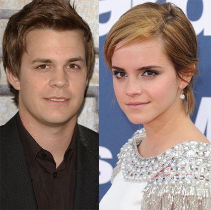 Er Emma Watson dating Rupert Grint