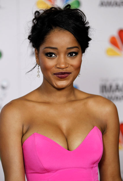 Keke Palmer taks about Joyful Noise