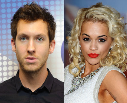 Calvin Harris and Rita Ora fall out
