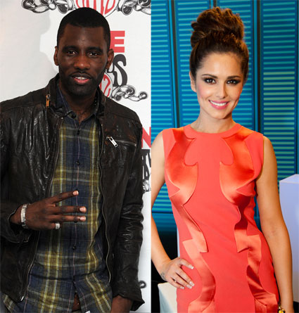 Cheryl Cole and Wretch 32?