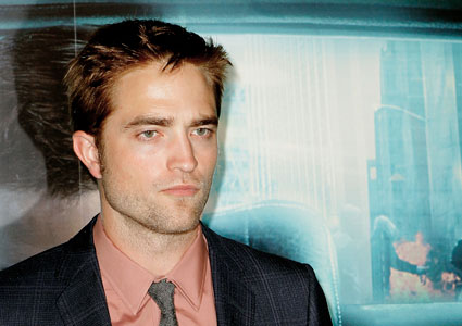 Robert Pattinson and Kristen stewart writing script together