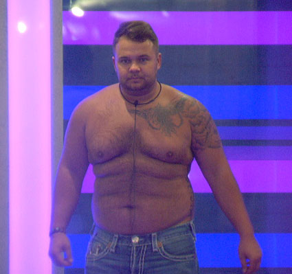 Big Brother: Chris is evicted