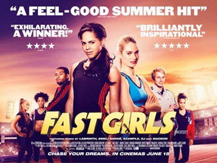 review: fast girls