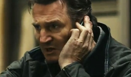 Liam Neeson stars in Taken 2 trailer