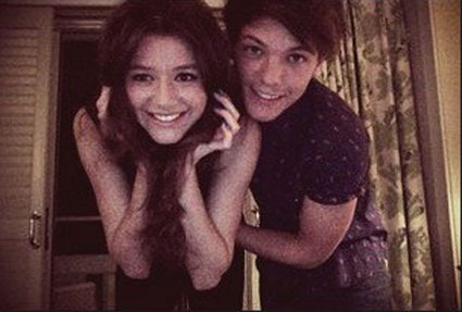 Louis and Eleanor webcam photo