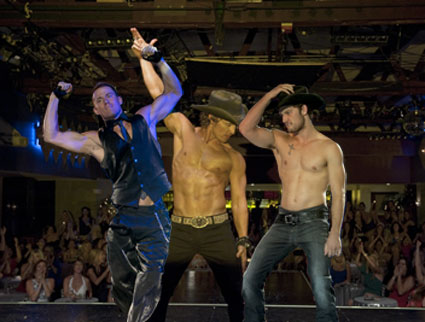 Magic Mike new pics