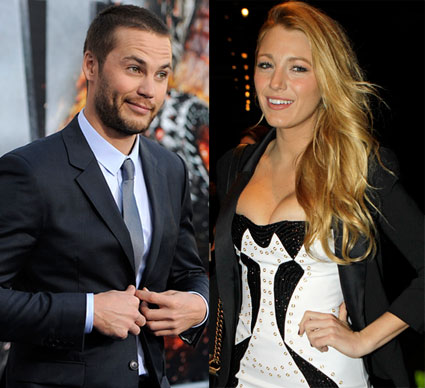 Taylor Kitsch says sex scenes with Blake Lively were awkward