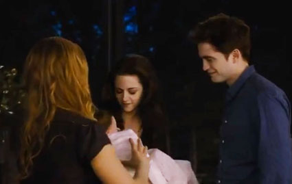 New teaser trailer released for breaking dawn part 2