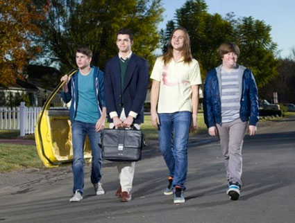 The Inbetweeners USA cast