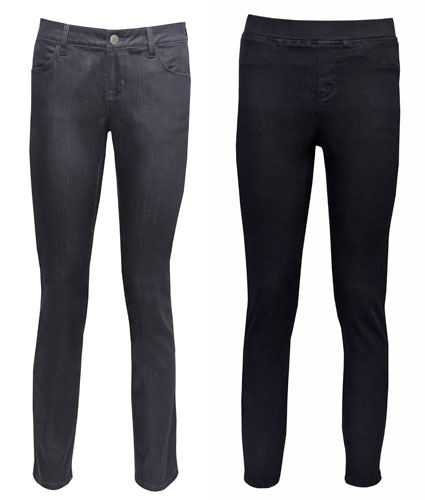 gok wan charcoal grey skinny and jodhpurs