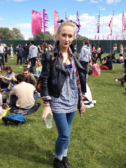 hackney weekend 2012 street style
