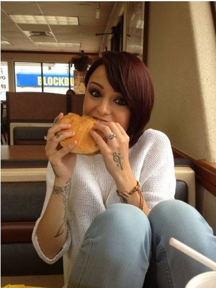 cher lloyd with new short hair