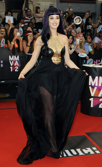 katy perry at muchmusic awards in toronto
