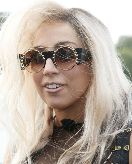 Our already excessive love for Lady Gaga has gone up about 80 notches after ...