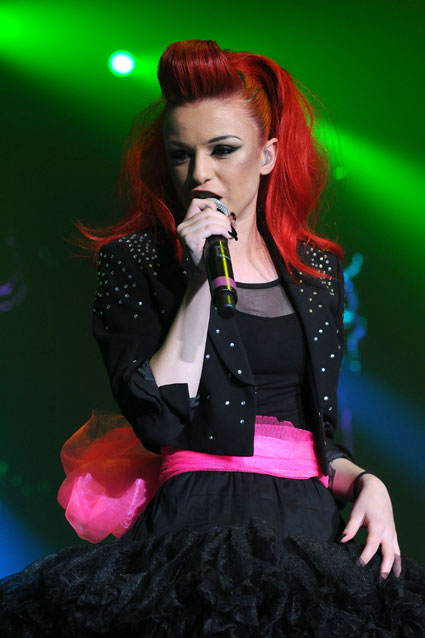 cher lloyd 2011 march. Cher Lloyd#39;s had a few