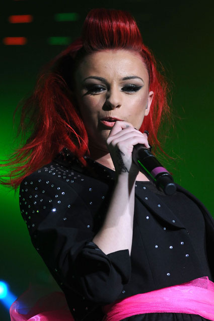 cher lloyd tattoo on finger. Hair Lloyd. Snigger.
